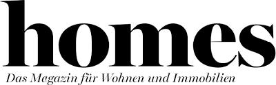 homes - das Magazin für Wohnen und Immobilien