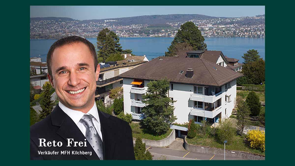 Interview Verkauf Mehrfamilienhaus Zürich