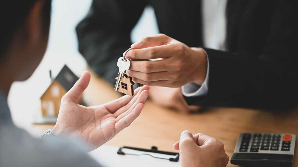 Besitzantritt Hauskauf