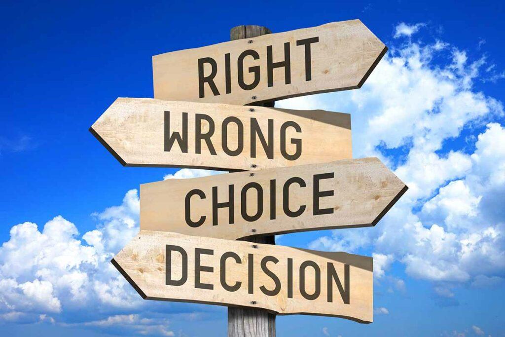 Entscheidungsfindung