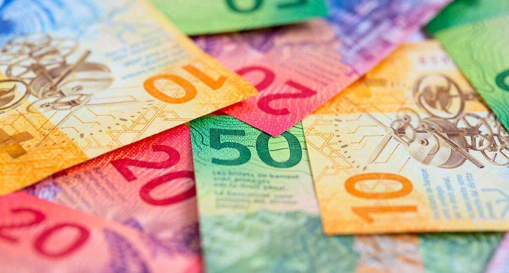 Schweizer Franken Grundstückgewinnsteuer