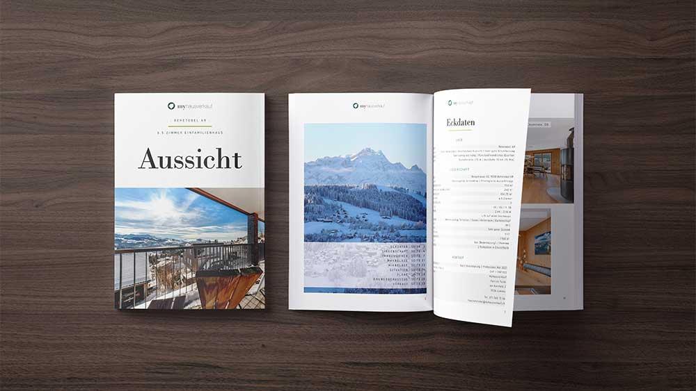 MyHausverkauf Verkaufsexposé Zürich